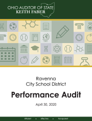 ravenna audit report cover